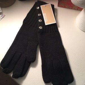 Michael kors warm Gloves - Black